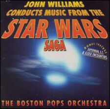 John Williams - Music from the Star Wars Saga [New CD]
