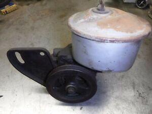 1958,59 Ford, Mercury Power Steering Pump Used OEM