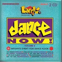Dance Now 2 (1991, Larry präsentiert) Homeless, Sydney Youngblood, M.C... [2 CD]