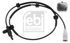 Sensor, Raddrehzahl Febi Bilstein 47005
