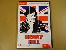 2-DISC DVD / BENNY HILL - DEEL 3