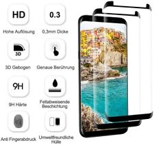 Galaxy S8 plus Screen Protector, (2 Pack) Tempered Glass Anti-Scratch Case