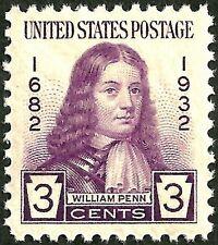 sc#724 old 1932 us/usa stamp mint og nh mnh xf/superb jumbo gem