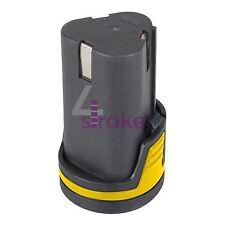Professional 12V Li-Ion Batería 1.5Ah sin cable herramienta taladradora de múltiples