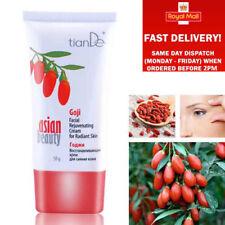TianDe Goji Facial Rejuvenating Cream for Radiant Skin,50 g