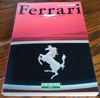 Ferrari Complete Guide & Photo Collection Data Book