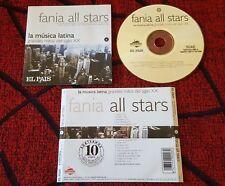 FANIA ALL STARS **Grandes Mitos Del Siglo XX** 2000 SPAIN CD CELIA CRUZ PACHECO