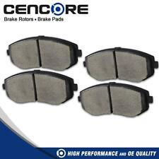 Set Of 4pcs MX929 Front Brake Pads Ceramic Pads For Saab 9-2X For Subaru Impreza