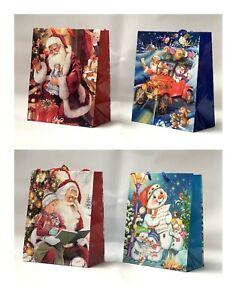 48 Weihnachtstüten Weihnachten Geschenktüten Geschenktaschen- HP17286- A5
