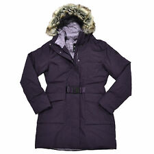 The North Face Parka Womens Jacket Dunagiri Insulated Faux Fur Hood S M L Xl New