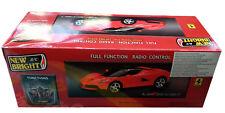 Radio RC Télécommande Voiture Nouveau Bright La Ferrari 1:24