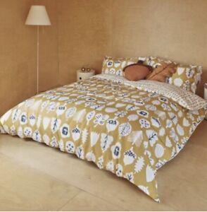 Donna Wilson Duvet Cover King Size Reversible 2 Pillowcases
