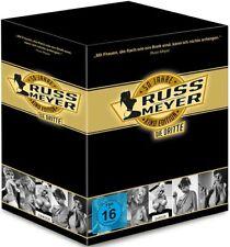 Russ Meyer - Kinoedition BOX 3(DVD) 5DVD 5 Kultige Original Kinofilme - WVG 7771