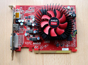 AMD/Dell Radeon RX560D, 2GB DDR5, PCIe graphics card. Working.