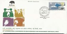 Bear Conference cover Wild animals India wildlife mammals Polar Grizzly Bears