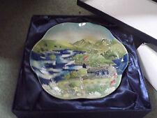 OLD TUPTON WARE LAKELAND LAKE DISTRICT DESIGN  LARGE PORCELAIN BOWL PLATE 7239