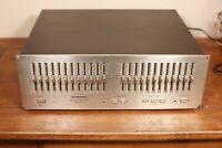 Vintage PIONEER SG-9800 Stereo Graphic Equalizer Spec Era
