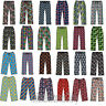 Mens Lounge Pants Pyjamas Nightwear/Loungewear Pyjama Bottoms Size S, M, L, XL