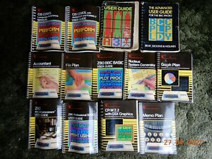 BBC Micro Books & Programs.