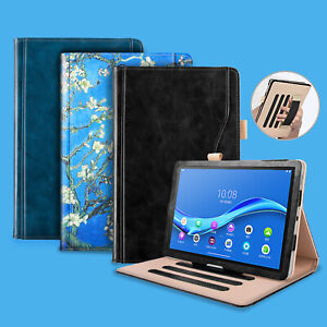 Luxury Case Cover & Screen Protector for Lenovo Tab M10 10.1in HD Tablet