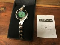 Seksy by Sekonda Ladies Crystal set Dress watch RRP £69.95