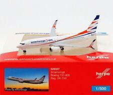 Herpa 1:500 - 528337: SmartWings Boeing 737-800 - NEU + OVP