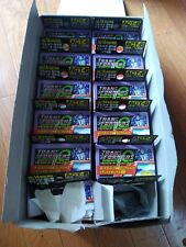 Case lot of 12 TAKARA-TRANSFORMERS-G1-PVC-SCF-ACT-6 fIGUREs  GEN ONE NEW IN BOX