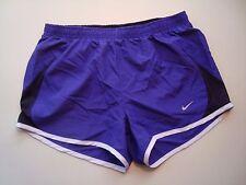 Nike Viola 5K Tempo da Donna Corsa Pantaloncini Stile #573728 Nuovo TAGLIA M