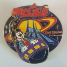 Pin's Disney Attraction SPACE MOUNTAIN MICKEY