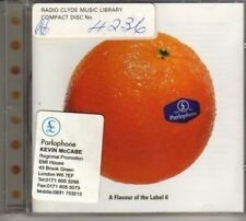 (CD376) Parlophone, A Flavour of the Label 6 - DJ CD