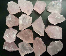 AAAAA Wholesale  Untreated natural Pink Crystal Healing mineral specimens