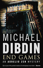 End Games by Michael Dibdin - Small Paperback - 20% Bulk Book Discount