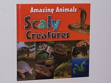 Amazing Animals Learning Book  - Scaly Creatures