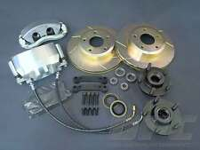 BIG BRAKE CONVERSION KIT FITS HQ HJ HX WB STUBS MONARO WB TWIN PISTON PBR TONNER