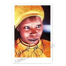 Whoopi Goldberg als Guinan in Star Trek Next Generation - Autogrammfoto  [AK1] 