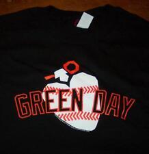 GREEN DAY AMERICAN IDIOT 2005 TOUR Grenade SAN FRANCISCO T-Shirt MEDIUM NEW