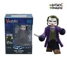 Vinimates DC Batman Dark Knight Movie Joker (Heath Ledger) Vinyl Figure