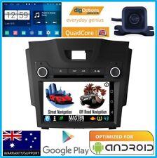*Navigation GPS For Isuzu LS-Terrain Pod Stereo Car Bluetooth HD Cam DVD Fasia
