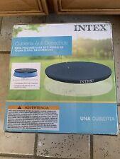 INTEX 10Ft Round Pool Debris Cover (28021E) - NEW! 🔥🔥🔥