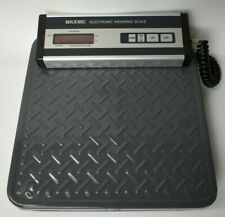 Siltec Electronic Scale PS-500L 500 Pound Capacity