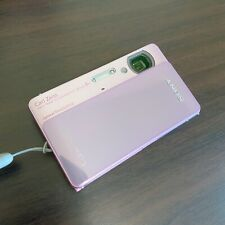 Sony Cyber-shot DSC-TX5 10.2MP Digital Camera - Purple