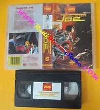 VHS film CRUSHER JOE animazione 1994 GRANATA M VIDEO MV0014 (F152) no dvd