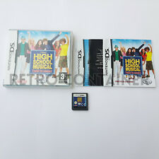 Vintage Game NINTENDO 3DS - High School Musical - Tutti in Scena - ITA