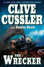 The Wrecker No. 2 by Justin Scott and Clive Cussler N Y Times Bestselling Author