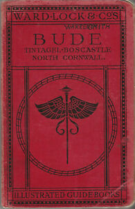 WARD LOCK RED GUIDE - BUDE AND NORTH CORNWALL - 1931/32 - 10th edition revised