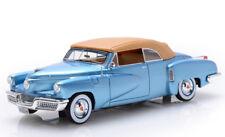 1948 TUCKER TORPEDO CONVERTIBLE TOP UP Modèle de voiture 1/43 Esval Models