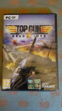 TOP GUN HARD LOCK  - HARDLOCK - PC  EDIZIONE ITALIANA SIGILLATO