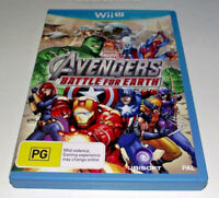 Marvel Avengers Battle for Earth Nintendo Wii U PAL
