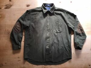 Pendleton Pure Wool Shirt. XL. Made In USA. Vintage. Good Condition.