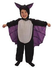 Toddler Bat Suit Halloween Child Costume Cute Fancy Dress 2-3 Years Trick Treat